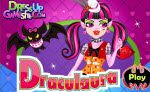Draculaura Hair Spa And Facial