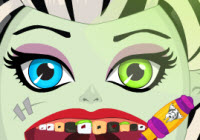 Monster High bébi a fogo…