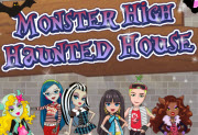Monster High Haunted Hous…