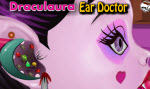 Draculaura Ear Doctor