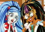 Mad Science Cleo and Ghoulia
