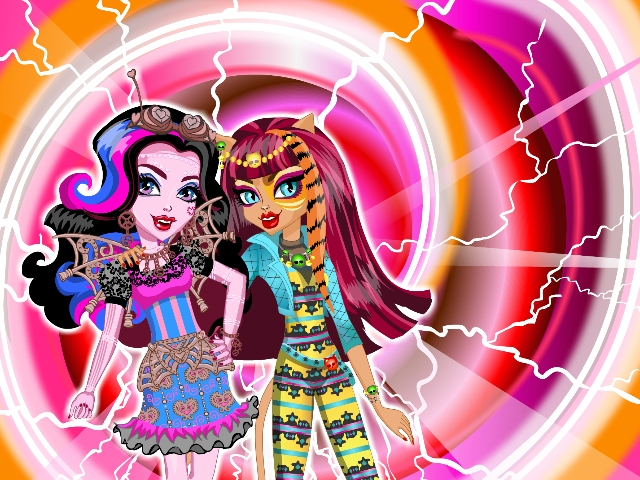 Monster High Freaky Fusio…