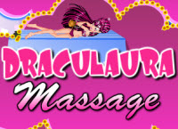 Draculaura Massage