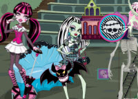 Monster High Hall Decor