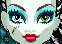 Monster High Frankie Sein Salon Hairdresser