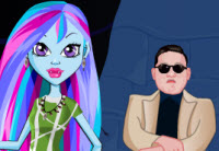 Monster High Gangnam Styl…