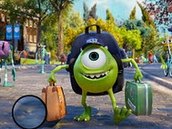 Monsters University rejtett betűk