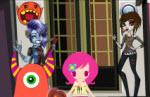 Monster High Puppe-Haus versteckte Objekte