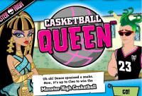 Monster High - Szörnyes kosárlabda