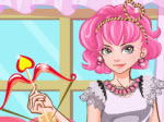 Girl C.A. Cupid from Monster High Style ankleiden spiele