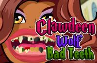 Clawdeen Wolf rossz fogai