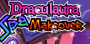 Draculaura Spa Makeover