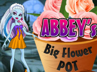Abbey Big Flower Pot