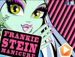 Frankie Stein manikűrös játék