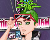 Deuce Gorgon Dressup Game