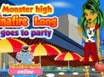 Jinafire Long Goes To MH Party