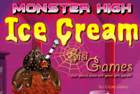 Monster High Eis spiele