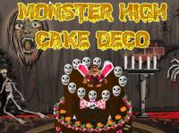 Monster High online torta…