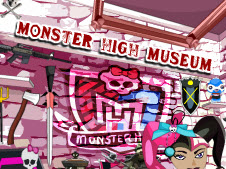 Monster High múzeum
