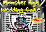 Monster Wedding Cake