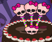 Draculaura tortája