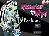 Monster High divat