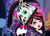 Monster High hátizsák