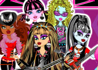 Monster High Rock Band
