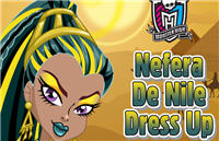 Nefera de Nile – Monster High Ankleiden