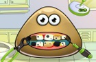 Pou Zahn-Probleme
