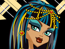 Monster High Queen Cleo