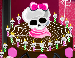 Monster High Spezielle Kuchen