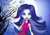 Monster High Spectra Anziehen