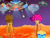 UFO kajálda