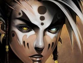 A Voodoo lány