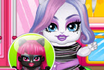 Monster High Werecat  bab…